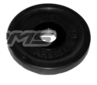 MB-PLTB50-5 Диск BARBELL Стандарт 5 кг.